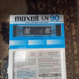 Музыкальные CD и аудиокассеты - Аудиокассеты Maxell и другие, 0