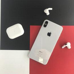 Мобильные телефоны - iPhone XS Max Silver 64gb бу Ростест, 0
