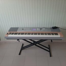 Клавишные инструменты - Синтезатор, 0