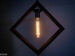 Люстры и потолочные светильники - Светильник в стиле лофт, 0