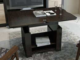 Столы и столики - Уценка! Журнальный столик-трансформер венге на…, 0