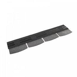 Фасадные панели - ТЕХНОНИКОЛЬ HAUBERK фасадная плитка Камень Сланец 2,2м2, 0