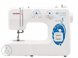 Швейные машины - Швейная машина Janome S-17, 0