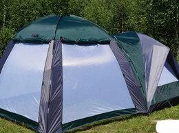 Палатки - Палатка 4 местная с шатром, 0
