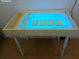 Развивающие игрушки - Стол для рисования песком, 0
