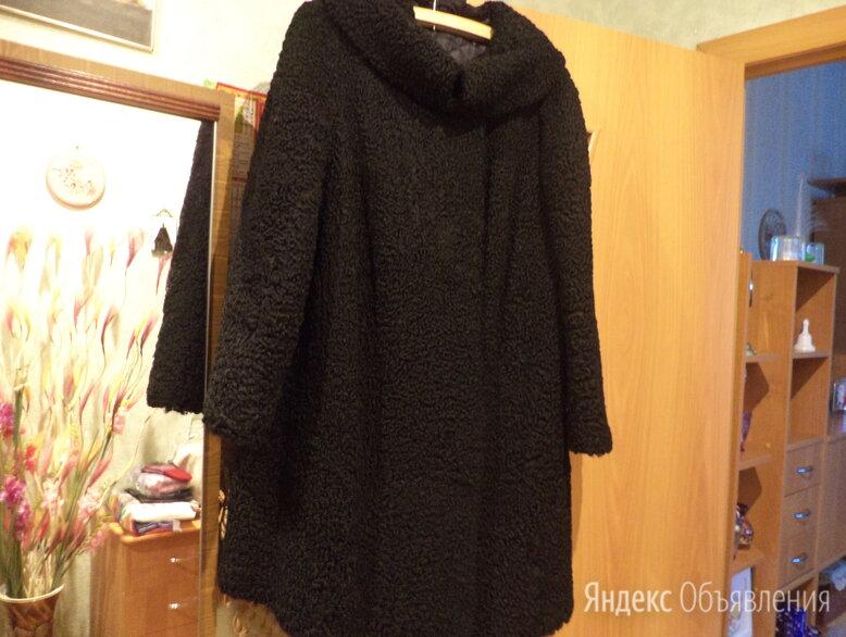 шуба-каракуль.размер 50-52. по цене 10900₽ - Куртки, фото 0