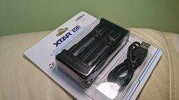 Зарядные устройства для стандартных аккумуляторов - XTAR SC2 Быстрая зарядка для 18650 21700, 0