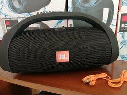 Портативная акустика - JBL Boombox Бумбокс 34см новая портативная колонка, 0