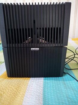 Очистители и увлажнители воздуха - Новая мойка воздуха Venta LW25 черная, 0