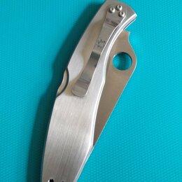 Аксессуары и комплектующие - Складной нож Spyderco Police C07, 0
