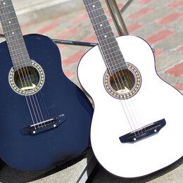 Акустические и классические гитары - Гитара российского производителя новая, 0