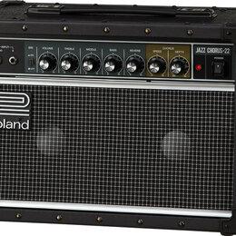 Гитарное усиление - Гитарный усилитель Roland JC 22, 0