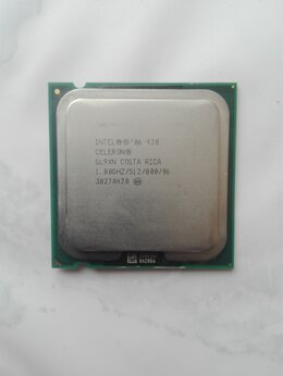 Процессоры (CPU) - Процессор Intel Celeron 430 SL9XN Socket LGA775, 0