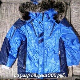Куртки и пуховики - Утеплённая куртка на флисовой подкладке, 0