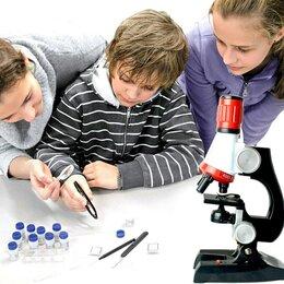 Развивающие игрушки - Микроскоп настольный Scientific Microscope 1200x , 0