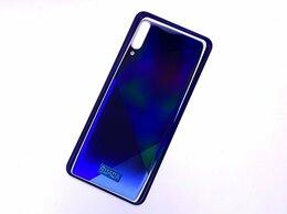 Корпусные детали - Задняя крышка SAMSUNG Galaxy A30s (A307F) Violet, 0