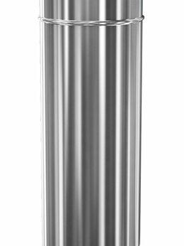 Дымоходы - Сэндвич труба d200/280-1000 Профи Нер.…, 0