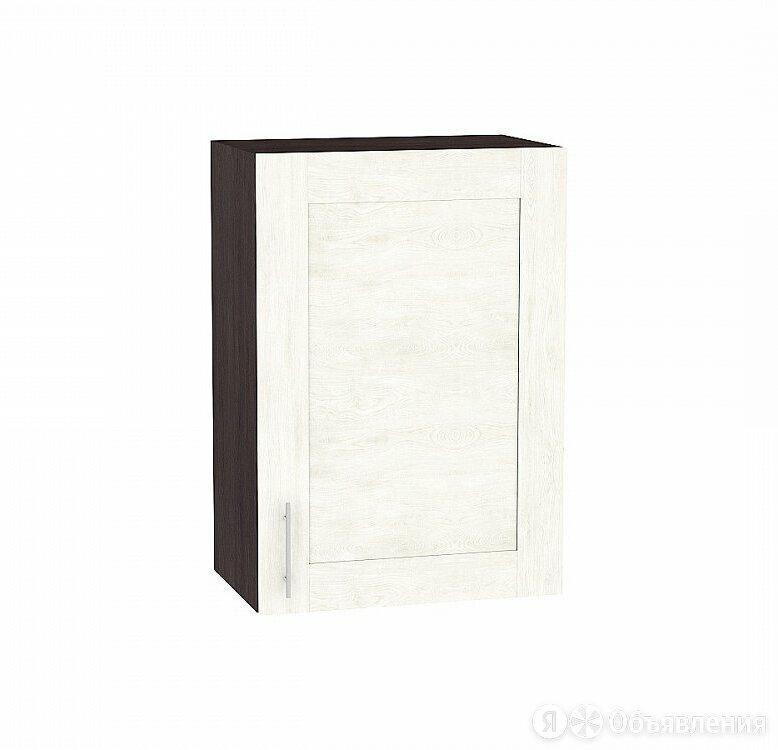 Шкаф верхний с 1-ой дверцей Лофт В 500 Nordic Oak-Венге по цене 2296₽ - Мебель для кухни, фото 0