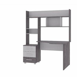 Компьютерные и письменные столы - Стол Угловой Орион М4, 0