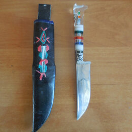 Ножи кухонные - Узбекский нож пчак, 0