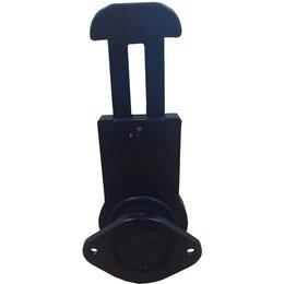Прочие запчасти и оборудование  - Клапан сливной шиберный под транец 27 мм. Boat-Plastic, 0