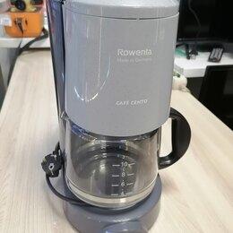Кофеварки и кофемашины - кофеварка rowenta, 0