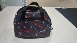 Дорожные и спортивные сумки - Дорожная женская сумка А3.1РД Голограмма, 0