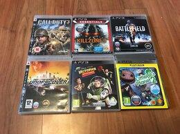 Игры для приставок и ПК - Игры PS3. Лицензия , 0