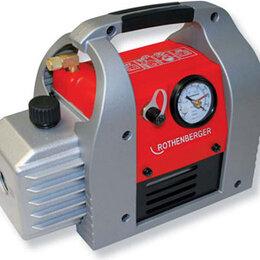 Промышленное климатическое оборудование - Инструменты Rothenberger для монтажа кондиционеров, 0