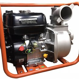 Мотопомпы - Мотопомпа бензиновая ZONGSHEN WG 30 (1T90SWG30), 0