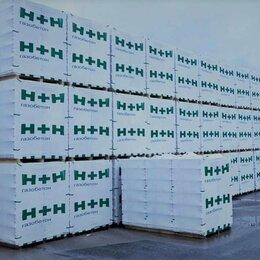 Строительные блоки - Купить Газобетон H+H с доставкой, 0