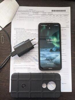 Мобильные телефоны - Смартфон черный 64 Гб Nokia 7.2, 0