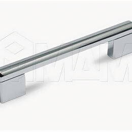 Комплектующие - Ручка-рейлинг 384мм хром: RE8104/384, 0