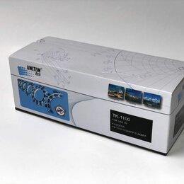 Чернила, тонеры, фотобарабаны - Uniton TK-1100 Тонер Mita FS-1024MFP туба 160г (2100K) , 0