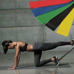 Эспандеры и кистевые тренажеры - Резинка для фитнеса, 0