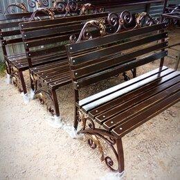 Скамейки - Кованые скамейки, 0