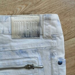 Юбки - Юбка мини джинсовая TOM FARR, 0