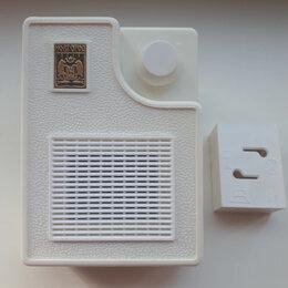 Электроустановочные изделия - Звонок электронный, 0