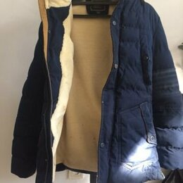 Куртки - Куртка на меху зимняя, 0