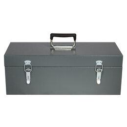 Ящики для инструментов - Ящик для инструментов стальной 60*18*25 см., 0