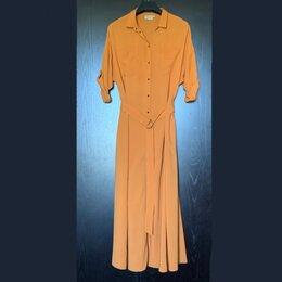 Платья - Платье-рубашка Finn Flare 52+ р-р, 0