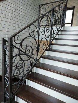 Лестницы и элементы лестниц -  Перила, лестничные марши, ограждения ...., 0