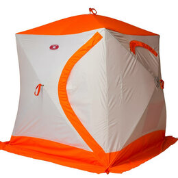 Аксессуары и комплектующие - Зимняя палатка Медведь КУБ 2, 0