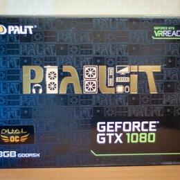 Видеокарты - Видеокарта Palit GeForce GTX 1080 8192Mb Dual OC 1620Mhz PCI-E 3.0, 0