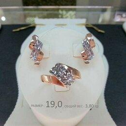 Комплекты - Золотой комплект • Без камней 585°, размер…, 0