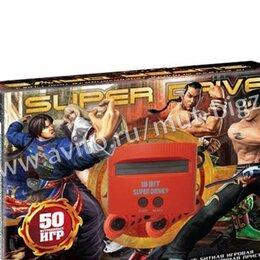 Ретро-консоли и электронные игры -  Сега Игровая приставка Sega 50 игр, 0