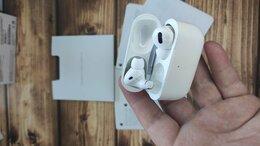 Наушники и Bluetooth-гарнитуры - Беспроводные наушники airpods Pro airpods 2, 0