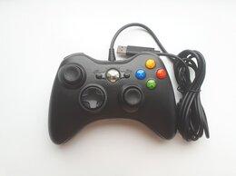 Рули, джойстики, геймпады - Геймпад для XBOX 360 проводной, 0