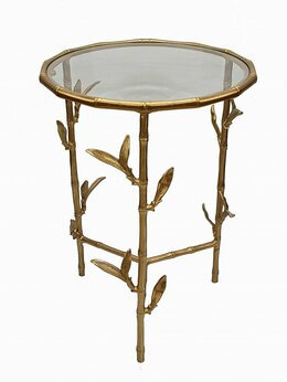 """Столы и столики - Чайный столик круглый """"Эмиль"""" 44 см, 0"""