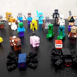 Игровые наборы и фигурки - Лего-фигурки из Майнкрафта, 0